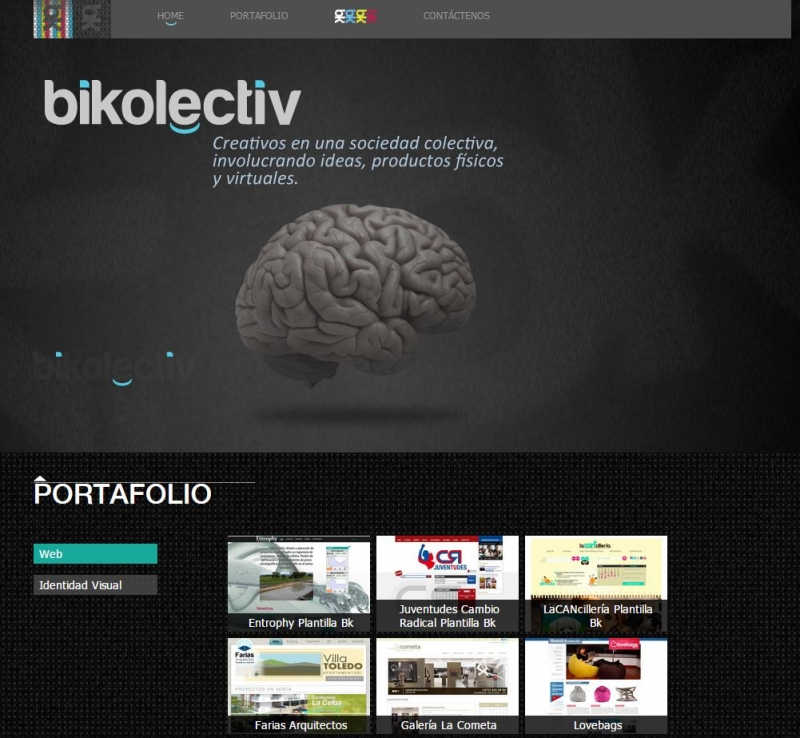 Bikolectiv Website